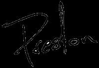 Preston Signature transparent