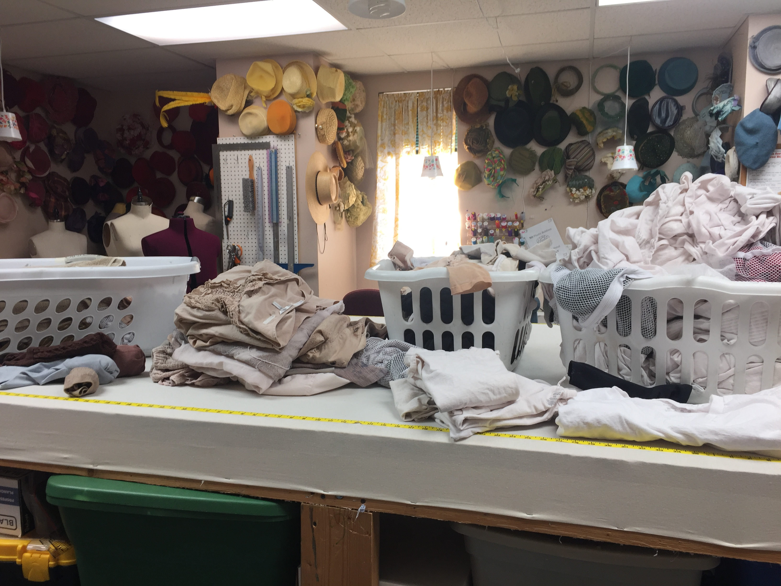In The Costume Shop For The Past Month, Iu0027ve Observed Designers, Assistants,  And Apprentices Working Side By Side To Create Masterpieces From Fabric.